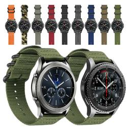 Soft Woven Nylon Watch Band Sport Strap For Samsung Gear S3
