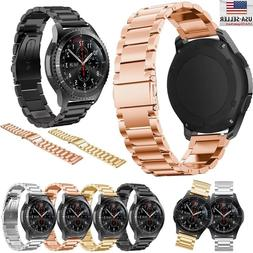 Stainless Steel Watch Band Strap For Samsung Gear S3 Frontie