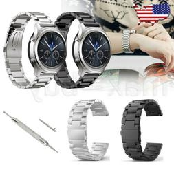 Stainless Steel Watch Strap Band Bracelet For Samsung Gear S
