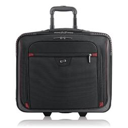 Solo Sterling Executive Rolling Computer Case with Telescopi