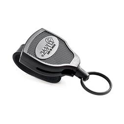 KEY-BAK SUPER48 Heavy Duty Retractable Key Holder, 48 inch K