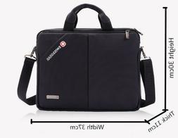 Swiss Gear Men Laptop Waterproof Briefcase Shoulder Bag Comp
