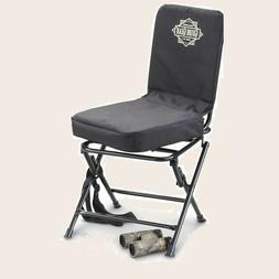 Guide Gear Swivel Hunting Chair, Black