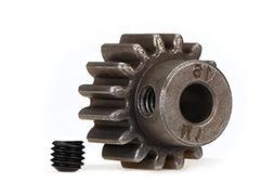 Traxxas 6489X 16-T Pinion Gear, 1.0 Metric Pitch, Fits 5Mm S