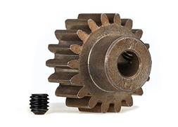 Traxxas 6491X 18-T Pinion Gear, 1.0 Metric Pitch, Fits 5Mm S