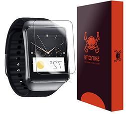Skinomi? TechSkin ? Samsung Gear Live Screen Protector Premi
