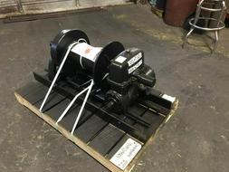 Tulsa Rufnek Winch 20,000 lbs Line Pull, Mechanical Worm Gea