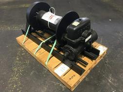 Tulsa Rufnek Winch 30,000 lbs Line Pull, Mechanical Worm Gea