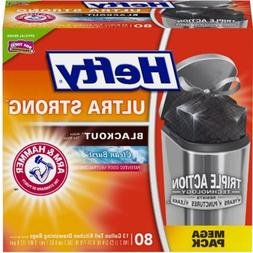 Hefty Ultra Strong Tall Kitchen Drawstring Trash Bags - 13 G