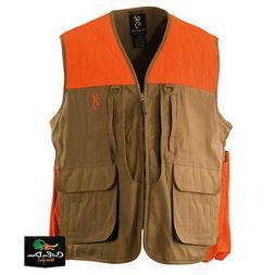Browning Upland Vest, Field Tan, Medium