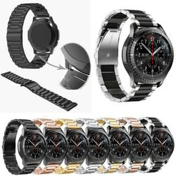 US For Samsung Galaxy Gear S3 Frontier/Classic Stainless Ste