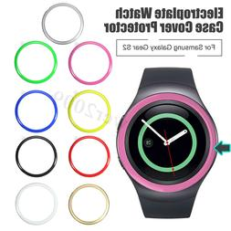 US Watch Case Cover Protector Stainless Steel Ring Bumper Fo