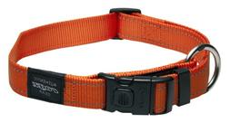 ROGZ Reflective Dog Collar for Extra Large Dogs, Adjustable