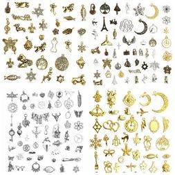 Vintage 50g/pack Random Shapes Jewelry Making Charms Pendant