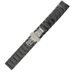Watch Strap Ceramic Mens Ladies Bracelet Band 22mm for Samsu