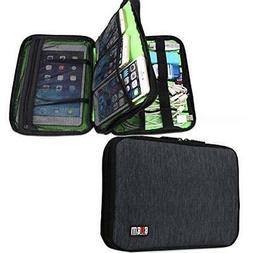 BUBM Waterproof Handbag Double Layer Travel Gear Organizer /