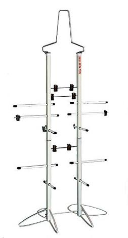 Wet Gear-Hockey Equipment Dryer Rack: Metal Locker Deluxe Mo