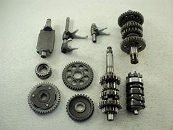 Yamaha YFS 200 YFS200#7518 Transmission & Misc Gears/Shift D
