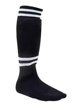 Champion Sports Youth Sock Style Soccer Shin Guards - Ages 4