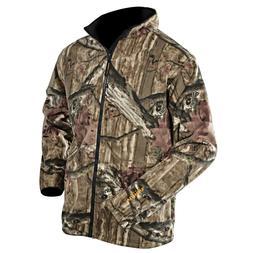 Yukon Gear Yukon Gear Extreme Fleece Jacket- Mossy Oak Break