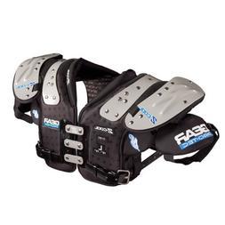 Gear Pro-Tec Z-COOL QB/DB/WR Football Shoulder Pads, XX-Larg
